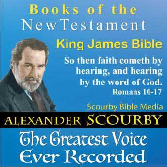 The New Testament: The King James Bible