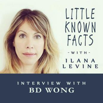 Little Known Facts: BD Wong: Interview With BD Wong