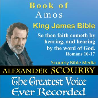 Book of Amos: The King James Bible, John Wycliffe, William Tyndale, King James