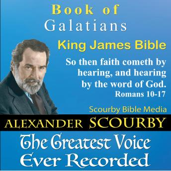 Epistle of Paul to the Galatians: The King James Bible, John Wycliffe, William Tyndale, King James