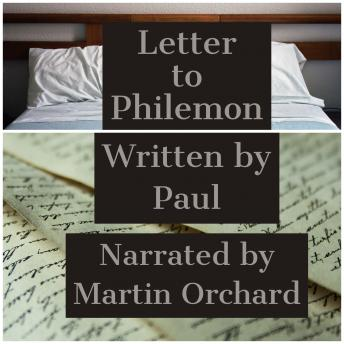The Letter to Philemon