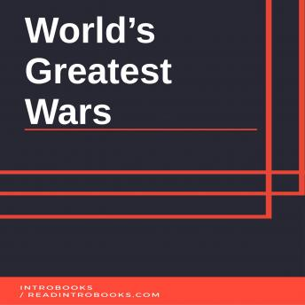 Download World's Greatest Wars by Introbooks