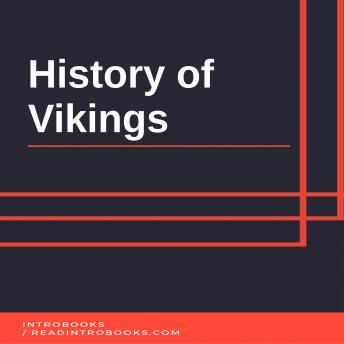 History of Vikings, Introbooks