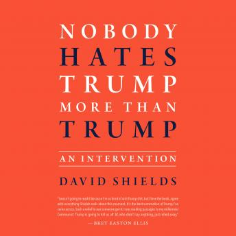 Nobody Hates Trump More Than Trump: An Intervention