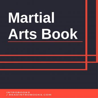 Download Martial Arts Book by Introbooks
