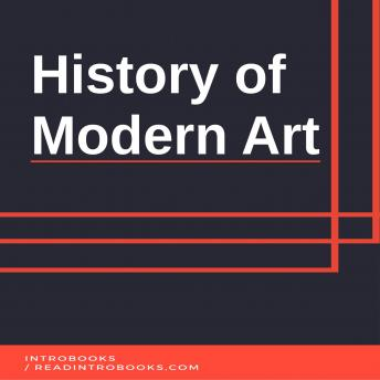 Download History of Modern Art by Introbooks