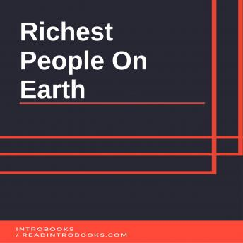 Download Richest People On Earth by Introbooks