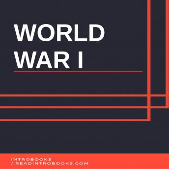 Download World War I by Introbooks