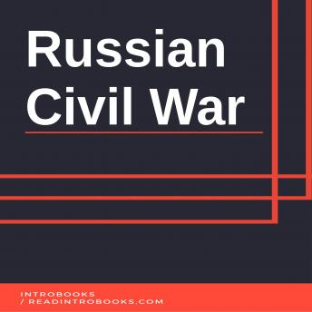 Download Russian Civil War by Introbooks