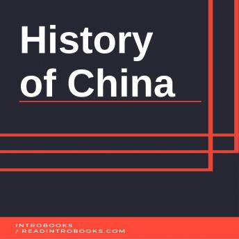 Download History of China by Introbooks