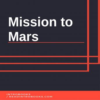 Mission to Mars, Introbooks