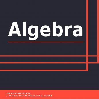 Download Algebra by Introbooks