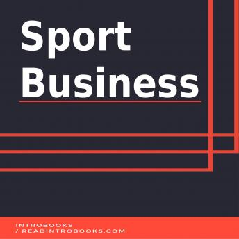 Download Sport Business by Introbooks
