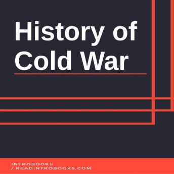 Download History of Cold War by Introbooks