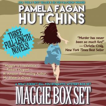 The Complete Maggie Killian Trilogy: A Three-Novel Romantic Mystery Box Set