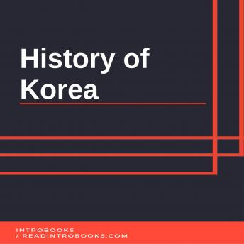 Download History of Korea by Introbooks