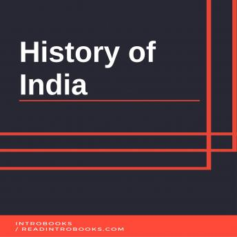 Download History of India by Introbooks
