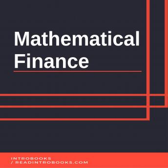 Mathematical Finance, Introbooks Team