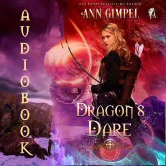 Dragon's Dare: Highland Fantasy Romance