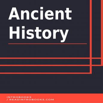 Download Ancient History by Introbooks