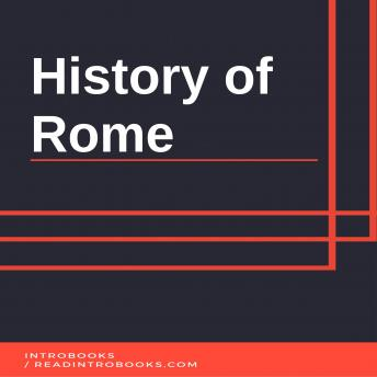 History of Rome, Introbooks