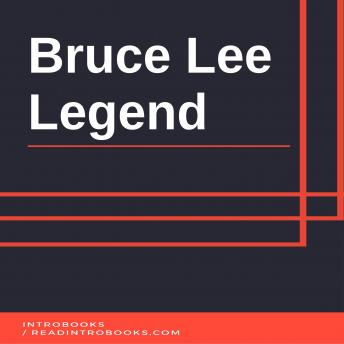 Bruce Lee Legend
