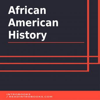 Download African American History by Introbooks