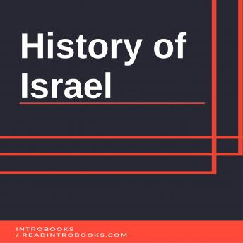 Download History of Israel by Introbooks Team