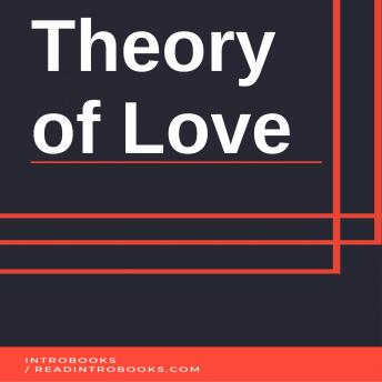 Theory of Love, Introbooks