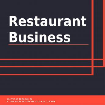 Restaurant Business, Introbooks