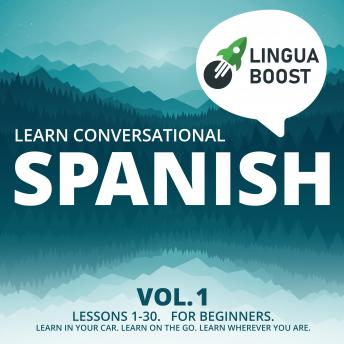 LinguaBoost - Learn Conversational Spanish