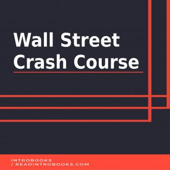 Download Wall Street Crash Course by Introbooks