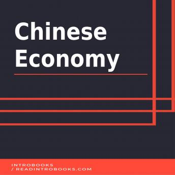 Download Chinese Economy by Introbooks