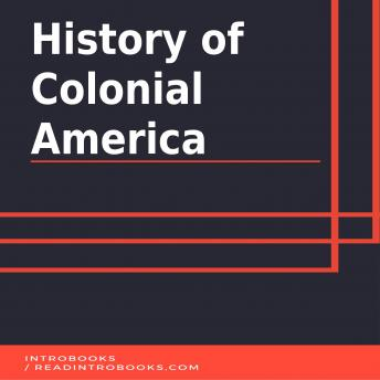 History of Colonial America sample.