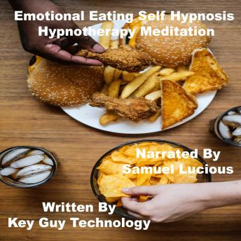 Emotional Eating Self Hypnosis Hypnotherapy Meditation