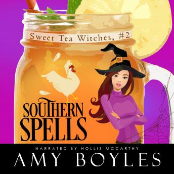 Download Southern Spells by Amy Boyles