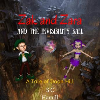 Zak and Zara and the Invisibility Ball: A Tale of Doon Hill