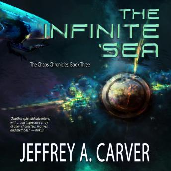 Infinite Sea, Jeffrey A. Carver