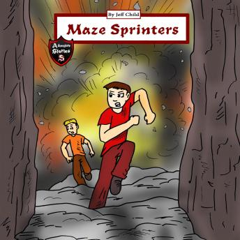 Maze Sprinters: Adventures in a Complicated Maze