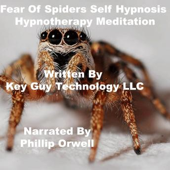 Fear Of Spiders For Children Self Hypnosis Hypnotherapy Meditation sample.