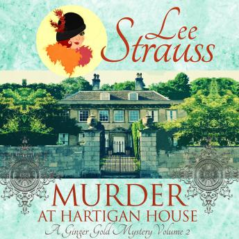 Murder at Hartigan House: A cozy historical mystery