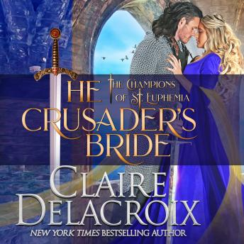 Crusader's Bride: A Medieval Romance sample.