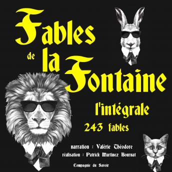Download Les fables de La Fontaine, l'intégrale by Jean De La Fontaine