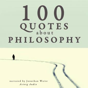 100 quotes about philosophy