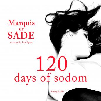 Download 120 days of Sodom by Marquis De Sade