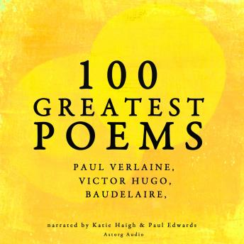 Download 100 greatest poems by Verlaine , Rimbaud