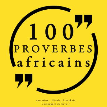 Download 100 proverbes africains by Frédéric Garnier