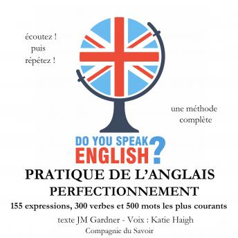 Do you speak english ? Pratique de l'anglais perfectionnement  200 Expressions 100 verbes et 500 mots les plus courants 5 heures de pratique, Jm Gardner