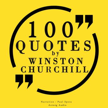 Download 100 quotes by Winston Churchill by Winston Churchill