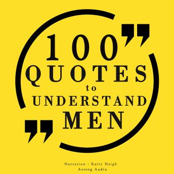 100 quotes to understand men